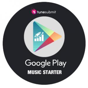 Google Play music starter Program